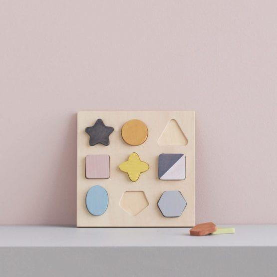 1000413 Puzzle Geo 4 M