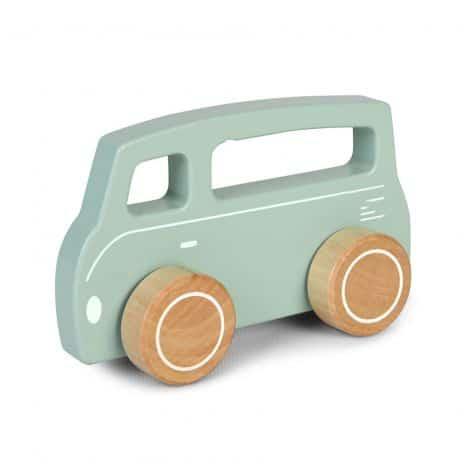 LITTLE DUTCH. Ξύλινο φορτηγάκι (απαλό πράσινο)