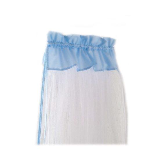 Bebe Stars Κουνουπιέρα Κρεβατιού με ρέλι Blue