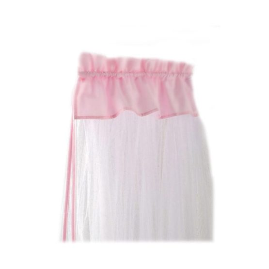 Bebe Stars Κουνουπιέρα Κρεβατιού με ρέλι Pink