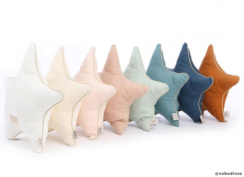 Aristote Star Cushion Coussin Etoile Cojin Estrella Combinaison All Honeycomb Nobodinoz 2