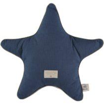 Aristote Star Cushion Coussin Etoile Cojin Estrella Night Blue Honeycomb Nobodinoz 1 33c37ee7 468b 4f76 Ae69 456ed593b96e 1024x