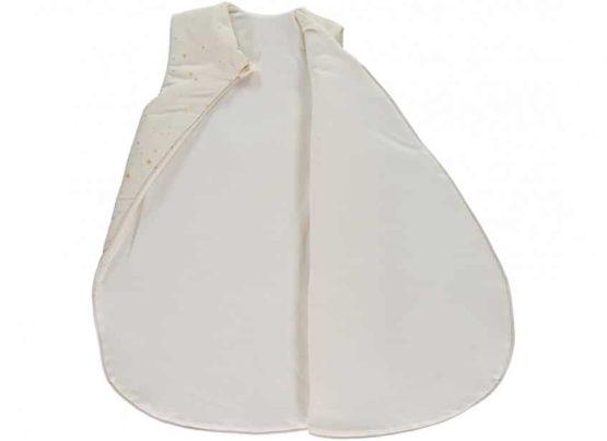 Cocoon Sleeping Bag Giogoteusse Saco De Dormir Gold Stella Natural Nobodinoz 2