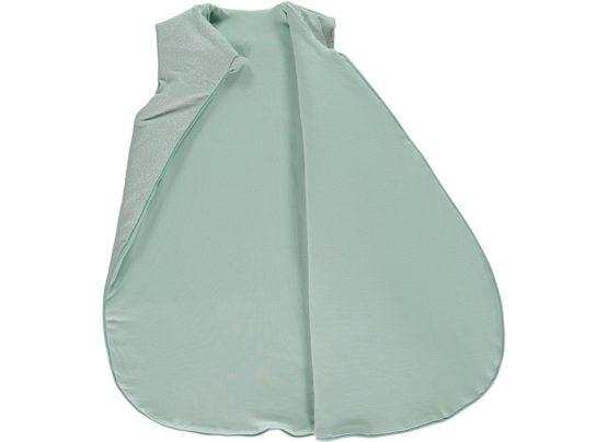 Cocoon Sleeping Bag Giogoteusse Saco De Dormir White Bubble Aqua Nobodinoz 2