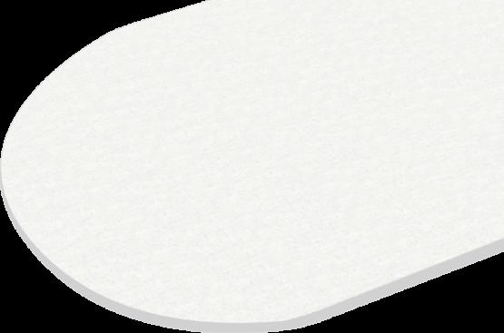 Grecostrom Στρώμα Καλαθούνας/Πορτ μπεμπε Λυδία με ύφασμα Αντιβακτηριδιακό ελαστικό