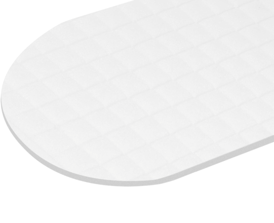 Grecostrom Στρώμα Καλαθούνας/Πορτ μπεμπε Έκτωρ με ύφασμα 3D διαπνέον