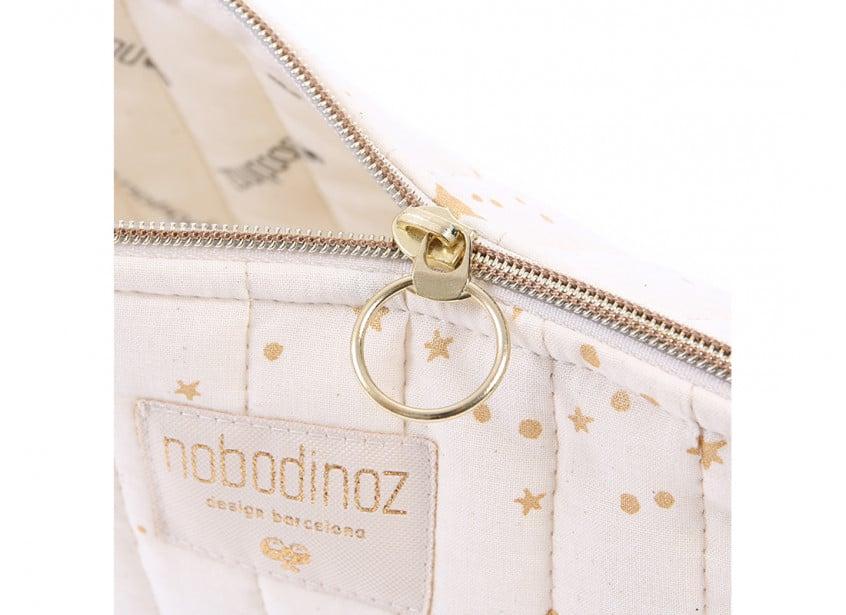Holiday Vanity Case Trousse De Toilette Neceser Gold Stella Natural Nobodinoz 2