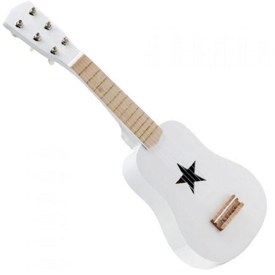KIDS CONCEPT. Κιθάρα Star (λευκό)