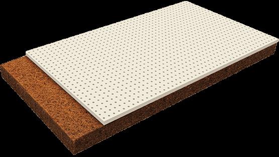 Grecostrom Στρώμα Λίκνου Ερατώ με ύφασμα Αντιβακτηριδιακό ελαστικό