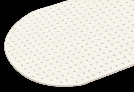Grecostrom Στρώμα Καλαθούνας/Πορτ μπεμπε Θαλής με ύφασμα 3D διαπνέον