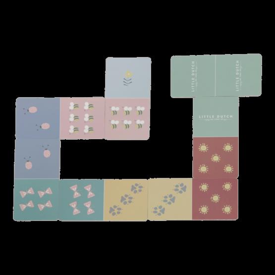 Little Dutch 4449 Domino Puzzle Zoo LD4449 2