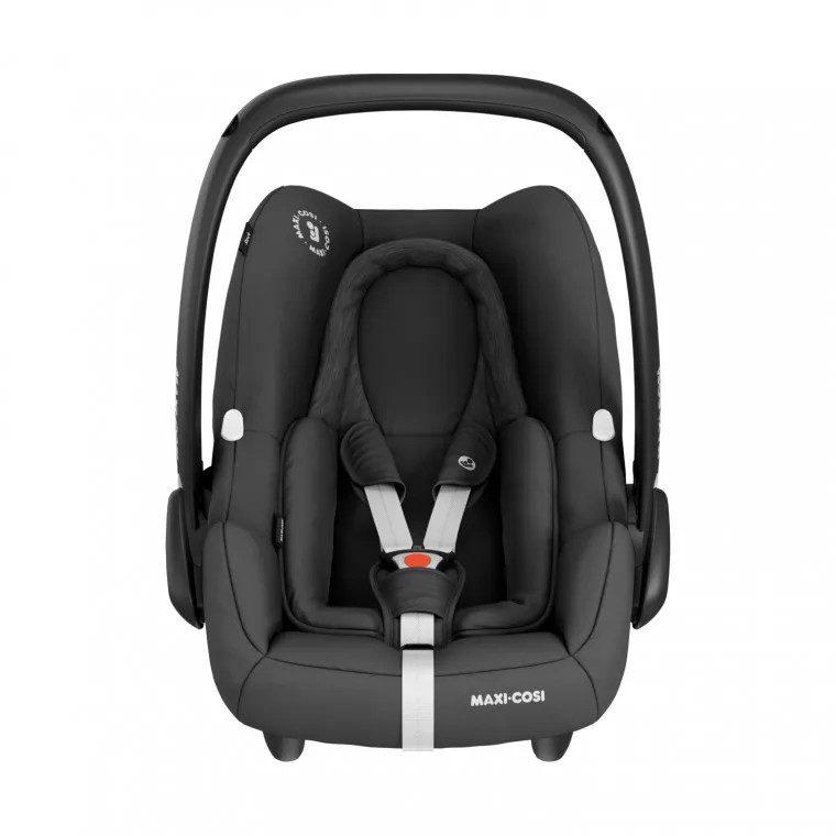 MAXI COSI Κάθισμα Αυτοκινήτου Rock i-size Essential Black