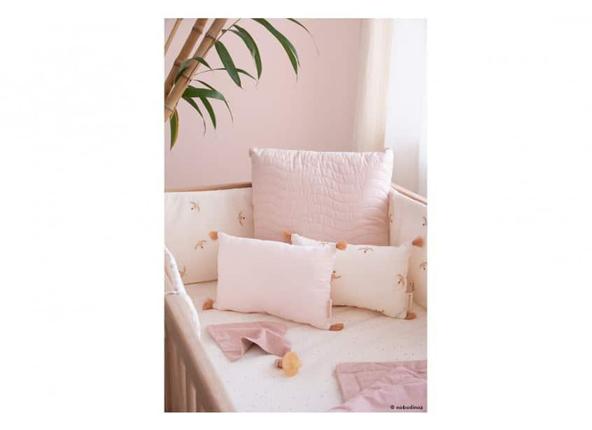 Mood Haiku Birds Pink Rosa Rose Sublim Cushion Cojin Coussin Cuna Crib Utopia Curtain Nobodinoz 1 1