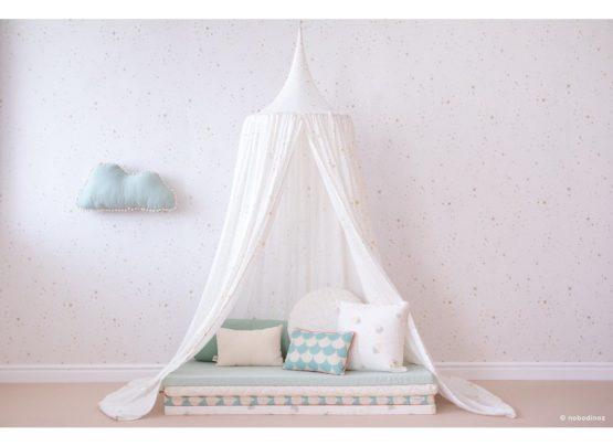 Mood Nobodinoz Canopy Amour Gold Stella White 4