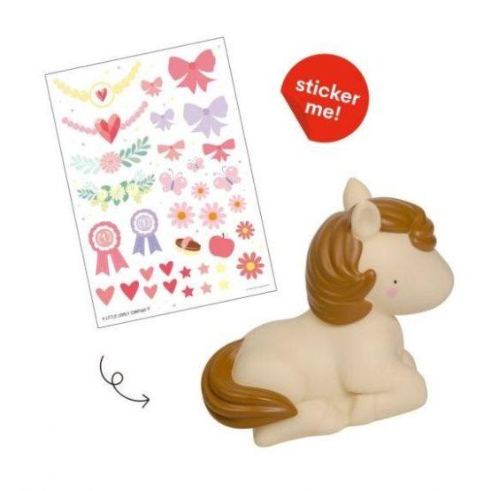 Nlhobr28 Lr 5 Night Light Horse