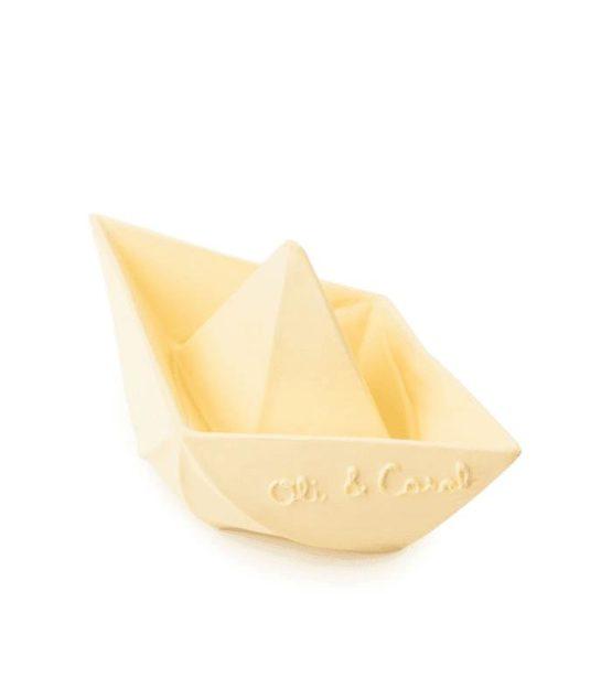 Origami Boat Vanilla 2