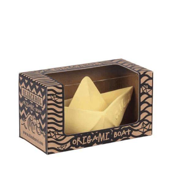 Origami Boat Vanilla 3