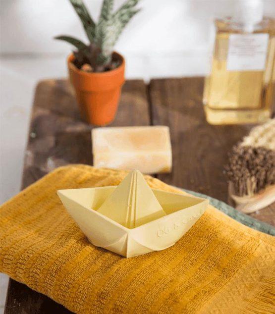 Origami Boat Vanilla 4