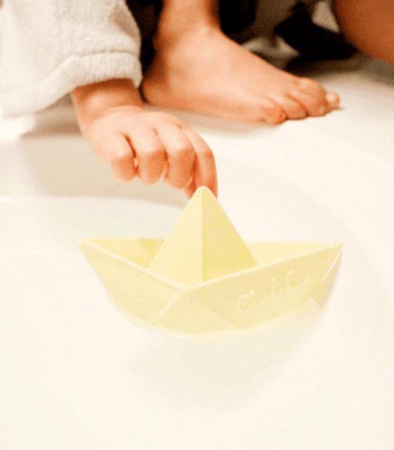 Origami Boat Vanilla 5