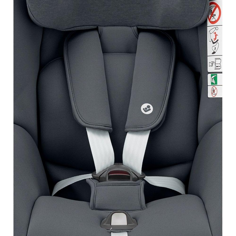 Pearl Smart I Size Car Seat Authentic Graphite P3039 37816 Image