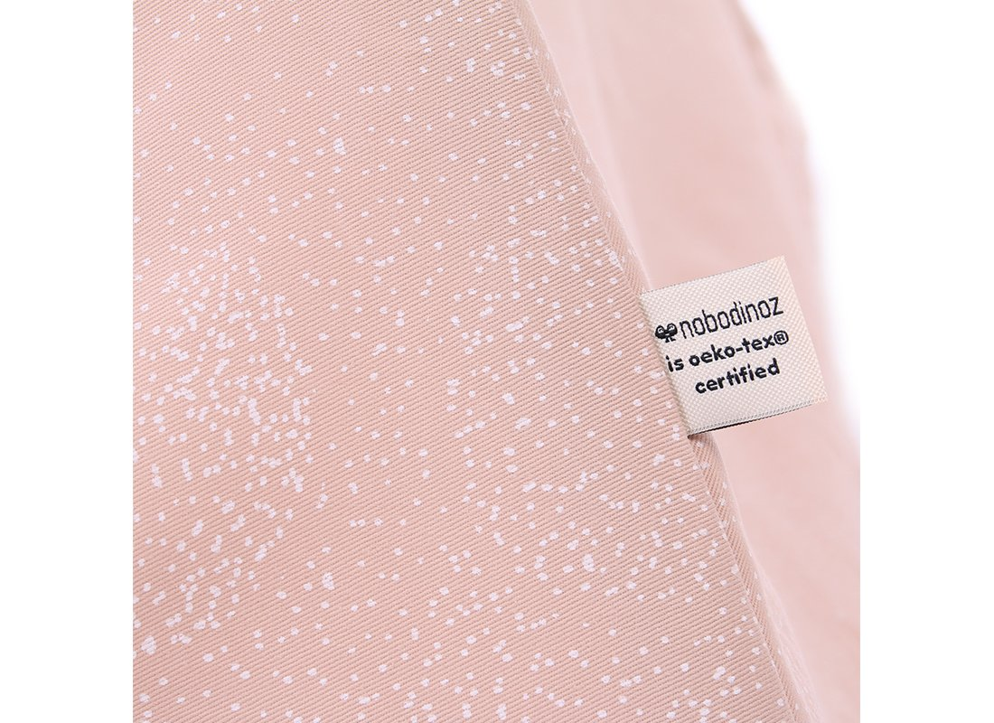 Phoenix Teepee Tipi White Bubble Misty Pink Nobodinoz 2