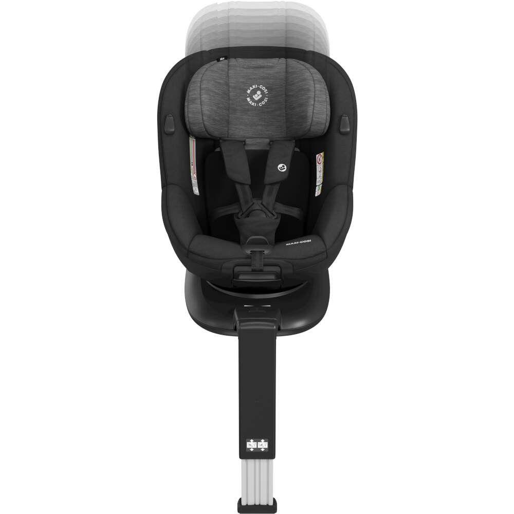 Prod 1582025801 8511671110 2020 Maxicosi Carseat Babytoddlercarseat Mica Black Authenticblack Easyadjustmentheadrest Backrest Front