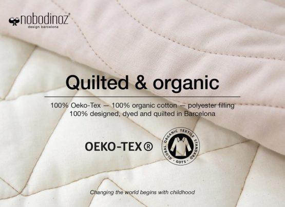 Pure Line Quilted Organic Nobodinoz 1 022de61a 6b9d 4092 A6a7 Adea5b7bc925