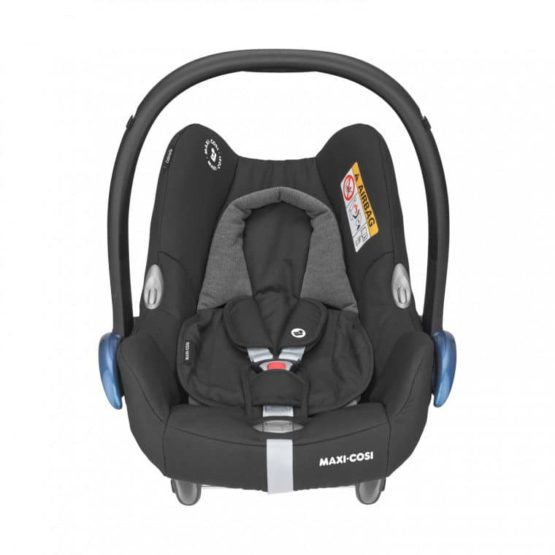 MAXI COSI Κάθισμα Αυτοκινήτου CabrioFix Essential Black