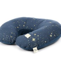 Sunrise Nursing Pillow Coussin Dallaitement Cojin De Lactancia Gold Stella Night Blue Nobodinoz 1 75a77e62 3276 464b B4d9 Deac48237075 1024x