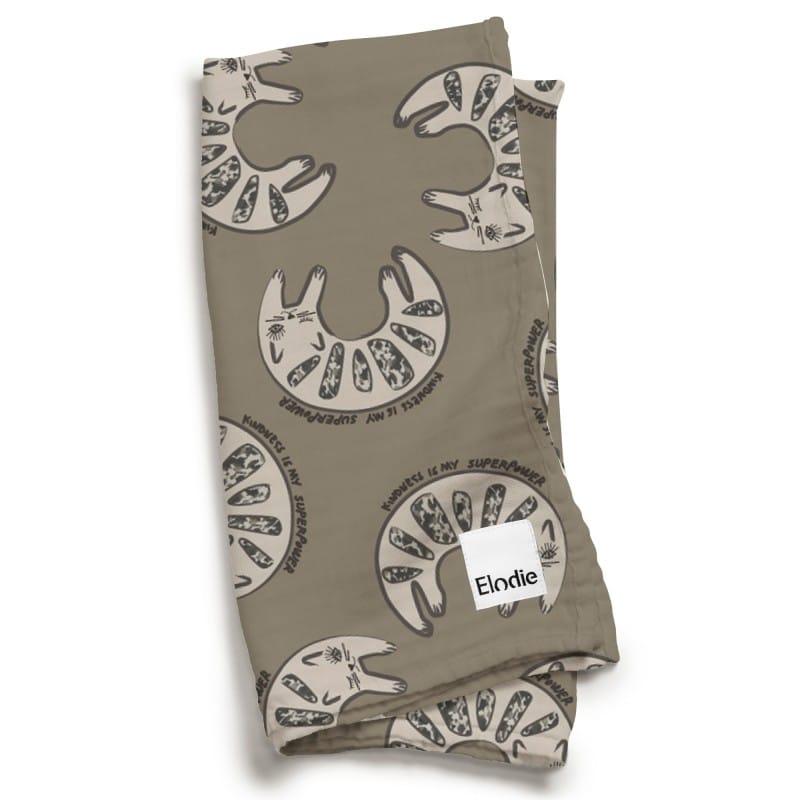 ELODIE DETAILS Κουβέρτα μουσελίνα Elodie Details Kindness Cat