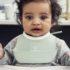 Babybjorn Small Bib Powder Green