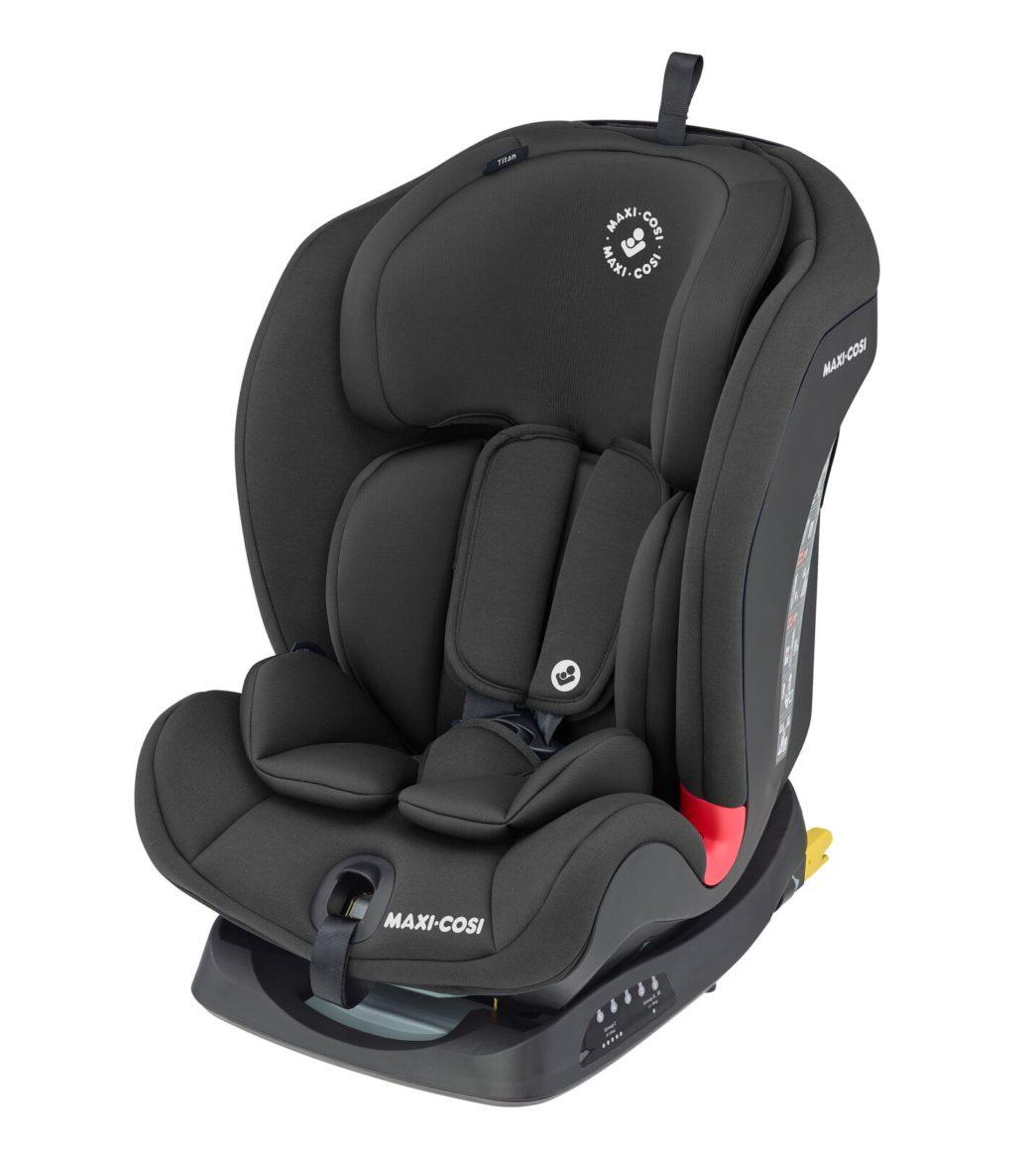 MAXI COSI Κάθισμα Αυτοκινήτου Titan BASIC Black