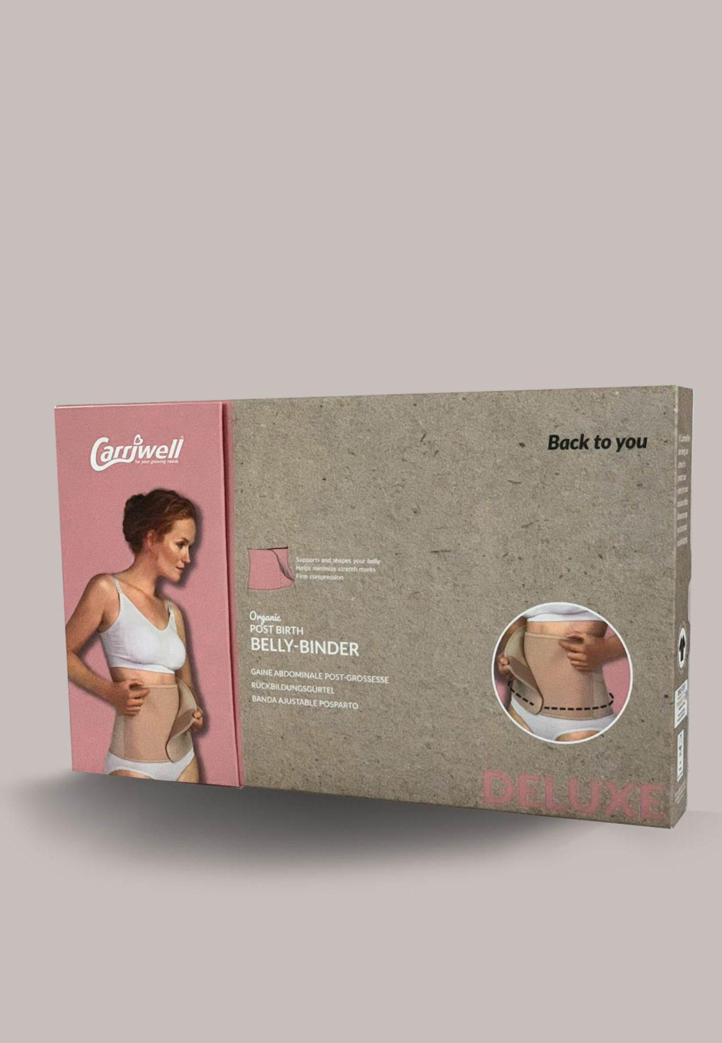 Packshot 180 Belly Binder Pkt F1
