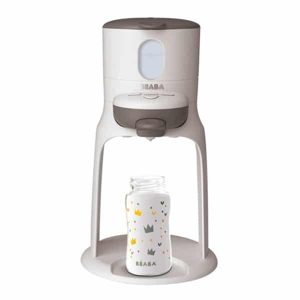 Beaba Συσκευή Προετοιμασίας Γάλακτος Bib Expresso New White/ Grey