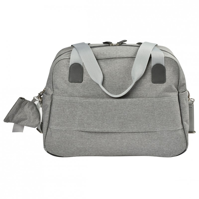 Geneva Ii Changing Bag Heather Grey (3)