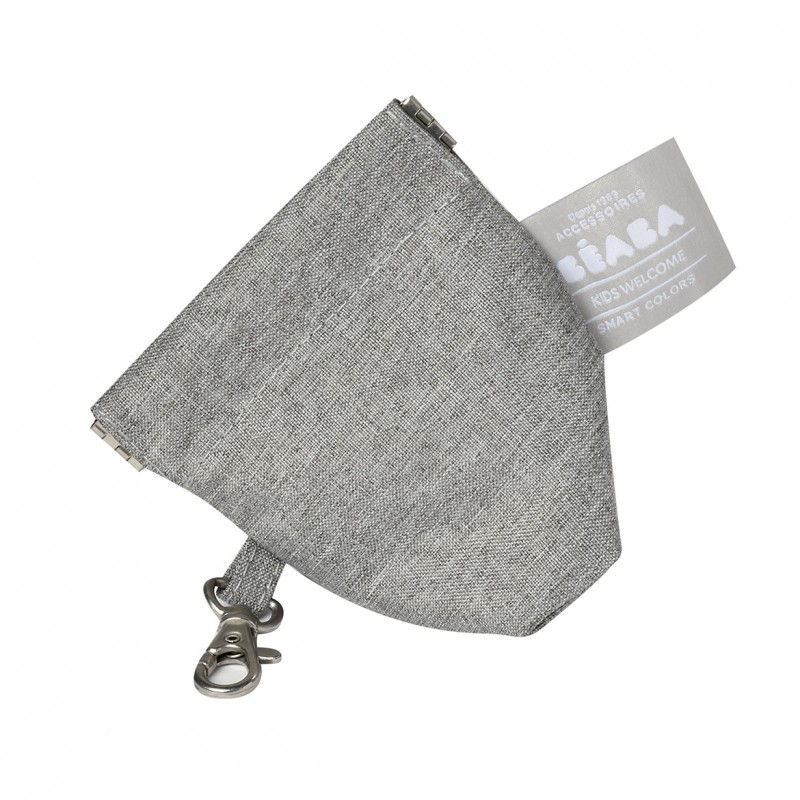 Geneva Ii Changing Bag Heather Grey (5)