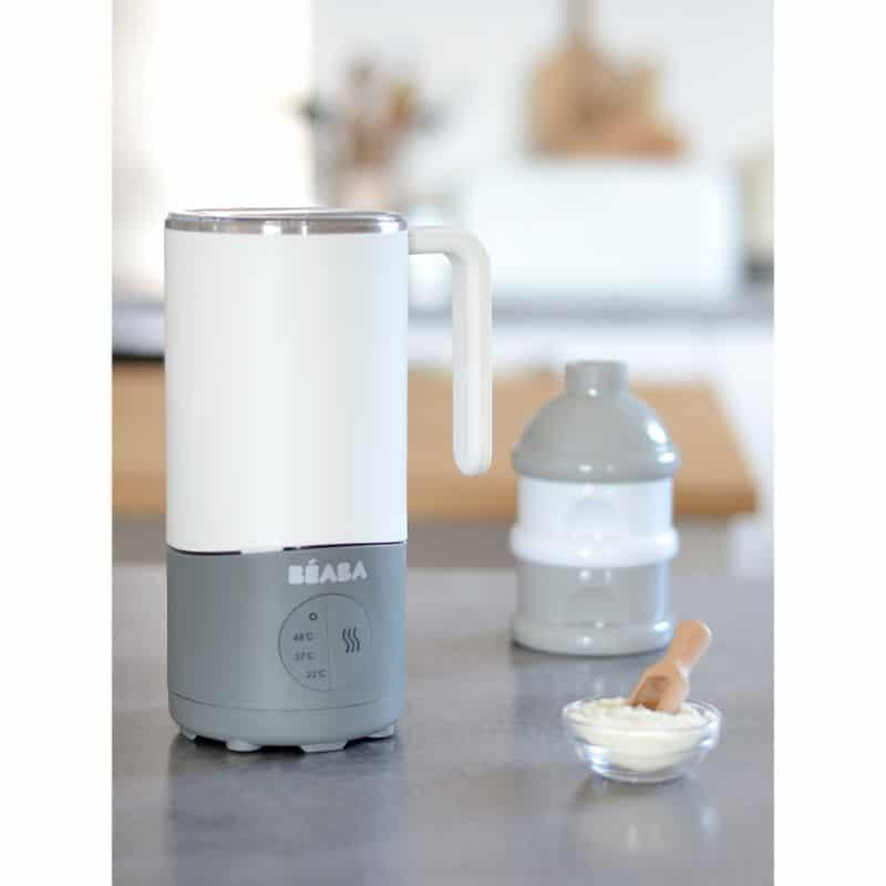 Md 912688 Beaba Milk Prep White Grey 157846947011