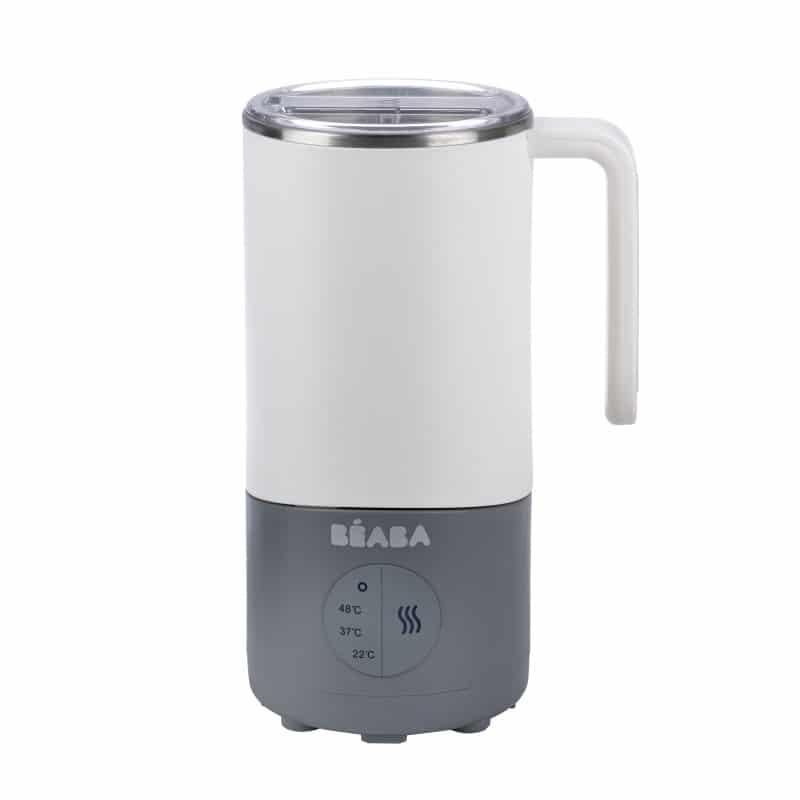 Beaba Παρασκευαστής Ροφημάτων Milk Prep White/Grey