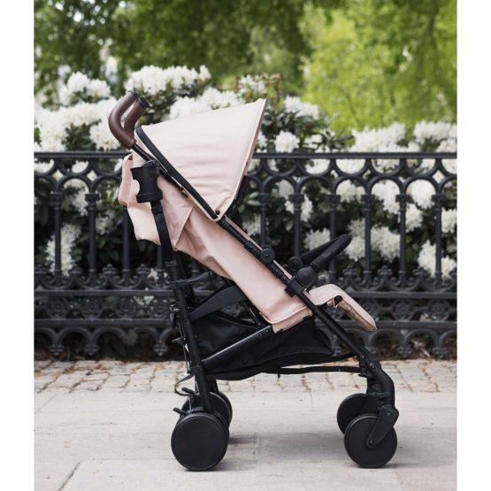 Progulochnaja Koljaska Trost Stockholm Stroller Powder Pink 2