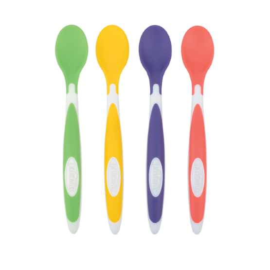TF009 Product Soft Tip Spoons 4 Pack