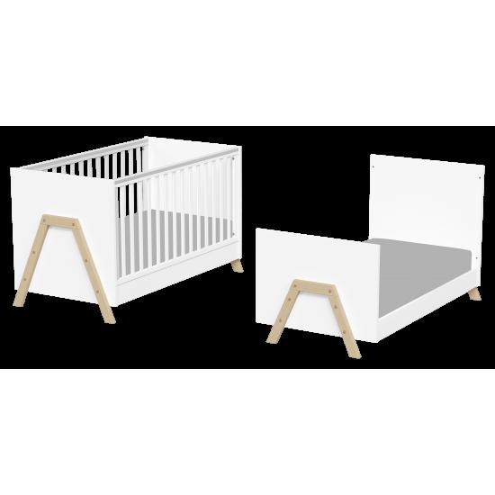 CasaBaby Προεφηβικό Κρεβάτι Oslo