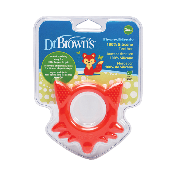 Dr Brown's Κρίκος Οδοντοφυΐας Αλεπού