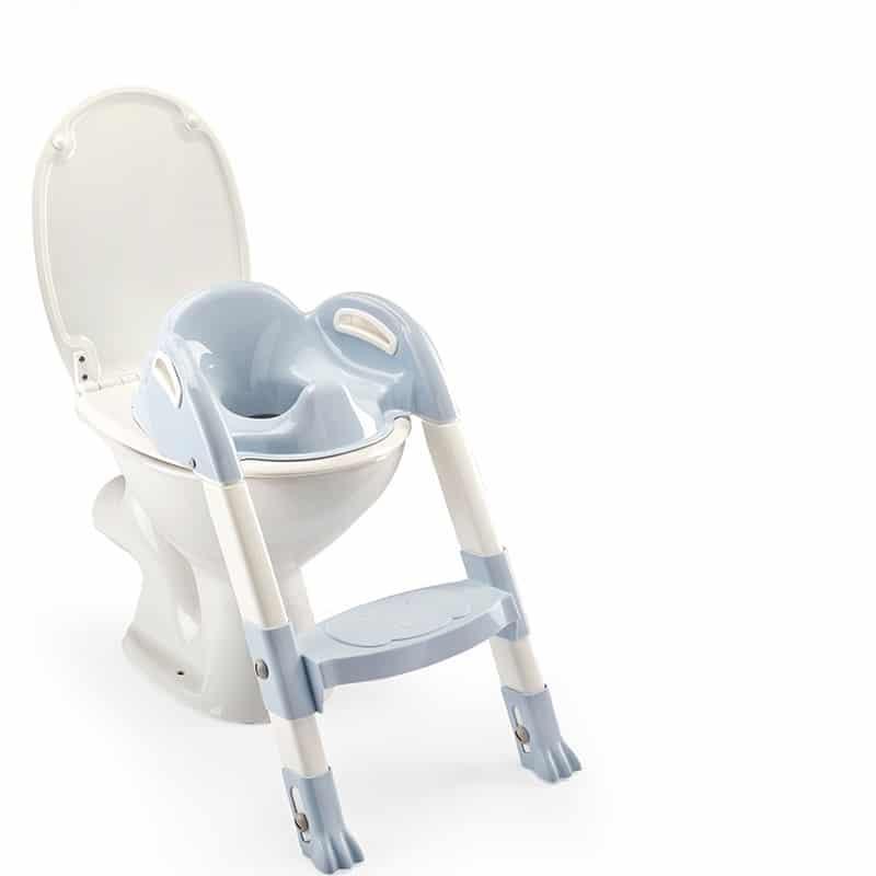 Thermobaby Kiddyloo Στεφάνι Τουαλέτας με σκαλοπάτι LIGHT BLUE