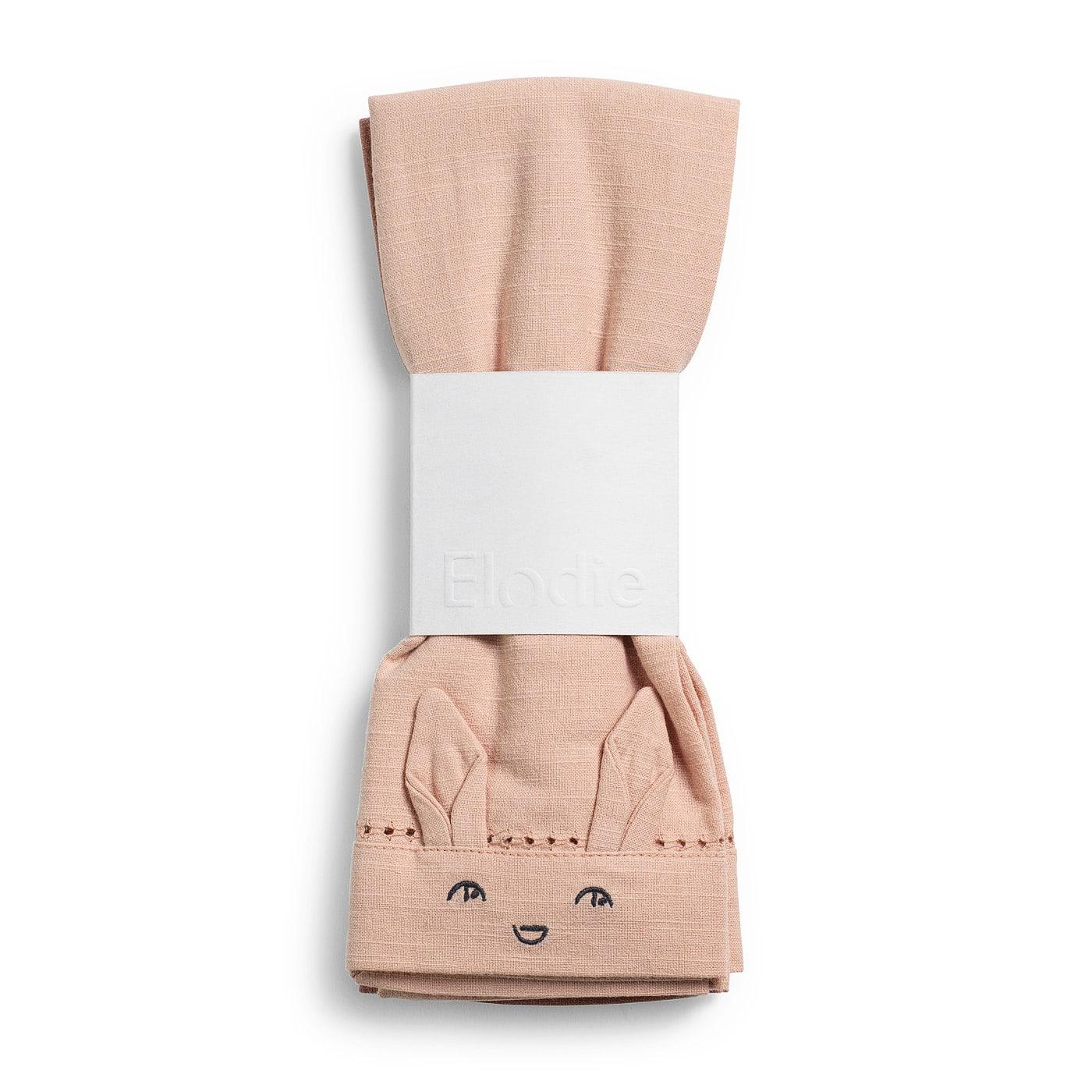 ELODIE DETAILS Πετσέτες Φαγητού Elodie Details Faded Rose / Powder Pink