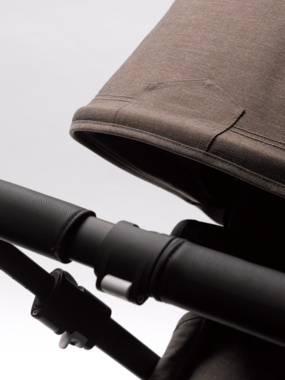 Bugaboo Donkey3 Black Mineral Taupe 02