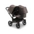 Bugaboo Donkey3 Duo Black Mineral Taupe