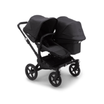 Bugaboo Donkey3 Duo Mineral Washed Black