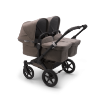 Bugaboo Donkey3 Twin Black Mineral Taupe