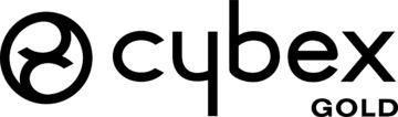 Cybex Gold Logo Black Screen HD