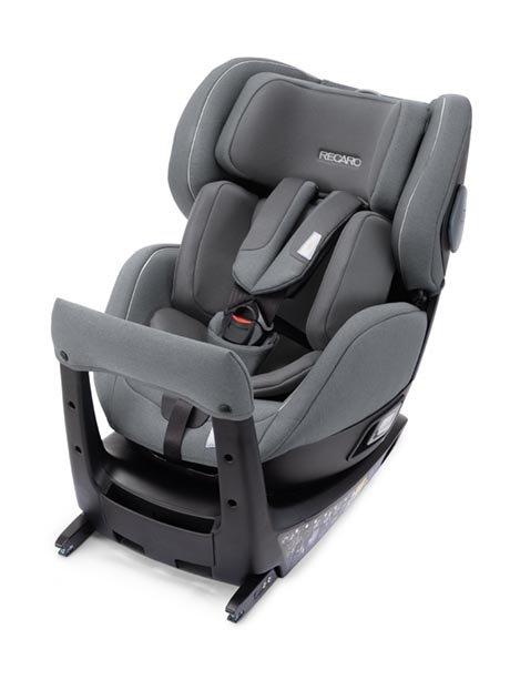 Recaro Παιδικό Κάθισμα Αυτοκινήτου Salia Prime Silent Grey